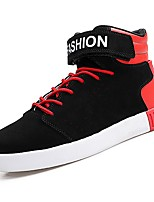 cheap -Shoes Rubber Spring Fall Comfort Sneakers for Outdoor White Black Black/White Black/Red