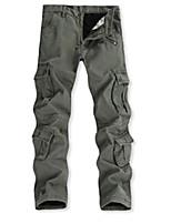 economico -Per uomo Pantaloni da escursione Esterno Allenamento Marcia Inverno Pantalone/Sovrapantaloni Pesca Campeggio