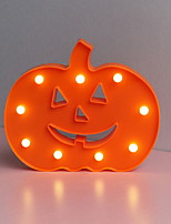 cheap -Novelty Creaative LED Night Light Pumpkin 3D Lamp For Children Home Decoration Table Lamp