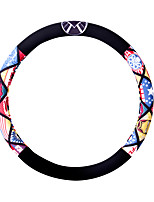cheap -Automotive Steering Wheel Covers(Carbon Fiber)For universal All years General Motors