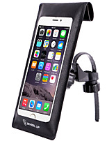 cheap -Bike Mobile Phone mount stand holder Adjustable Stand Universal Buckle Type Slip Resistant Silicone Holder