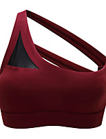 cheap -2018 New Bra Women's Sports Bra Quick Dry Breathable for Yoga Running Exercise Fitness Nylon Spandex Mesh Sexy Bra High Quality Sportswear Sports Top