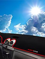 Недорогие -автомобильный Маска для приборной панели Коврики на приборную панель Назначение Buick Все года Excelle HRV