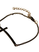 cheap -Women's Bracelet Lovely Fashion Alloy Cross Jewelry Daily Going out