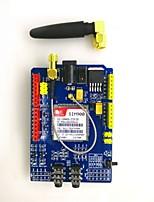 Недорогие -sim900 850/900/1800/1900 mhz gprs / gsm модуль платы расширения для ардуино