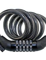 cheap -87610 Bike Lock Metalic Password unlocking for Bicycle