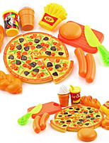 cheap -Toy Kitchens & Play Food Toys Round Food&Drink Parent-Child Interaction Exquisite Soft Plastic 1 Pieces