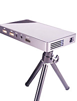 cheap -Factory OEM P8 DLP Mini Projector 720P (1280x720)ProjectorsLED 50