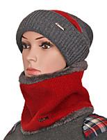 cheap -Cotton Floppy Hat, Casual Fall Blue Black Red Dark Gray Light gray