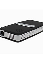 cheap -Factory OEM MP-60A DLP Mini Projector FWVGA (854x480)ProjectorsLED 100
