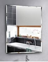 abordables -Miroir Moderne Verre Trempé Montage au mur