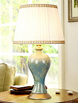 cheap -Traditional/Classic Decorative Table Lamp For Dining Room Ceramic White