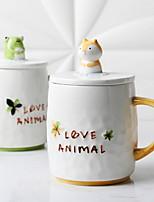 cheap -Porcelain Coaster Travel Mugs Birthday Sports & Outdoor Drinkware 2