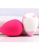 cheap -1 pcs Powder Puff Emulsion Drop Shape Full Body Cosmetic