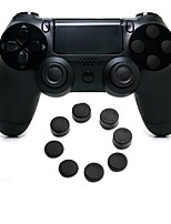 cheap -Wireless Bluetooth Game Controller Gamepad Controller Joystick Gamepads with Silicone Cap for PS4