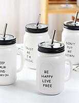 abordables -Porcelaine Tasse Décontracté / Quotidien Drinkware 2