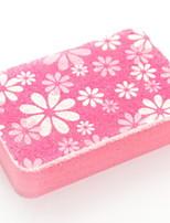 cheap -High Quality 1pc Fiber Microfiber Sponge Sponge & Scouring Pad,11*7