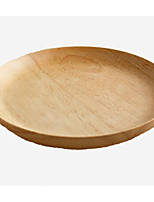 cheap -1 pc Food Grade Material Eco-friendly Multi-functional Dinner Plate, Dinnerware
