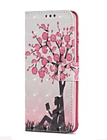 cheap -Case For Samsung Galaxy S9 S9 Plus Card Holder Wallet with Stand Flip Magnetic Full Body Cases Tree Hard PU Leather for S9 Plus S9 S8