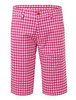 economico -Per uomo Golf Pantaloncini /Cosciali Asciugatura rapida Antivento Indossabile Traspirabilità Golf Attività all'aperto