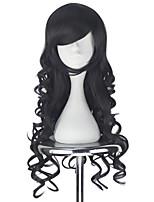 abordables -Perruques de lolita Lolita Marron Princesse Perruque Lolita  75 CM Perruques de Cosplay Halloween Perruque Pour