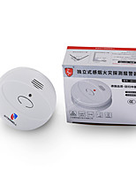 cheap -saterwell gs119d fire alarm smoke detector sound & light sensor light alarm 85db