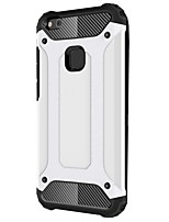baratos -Capinha Para Huawei P10 Lite P10 Antichoque Capa traseira Armadura Rígida Metal para P10 Plus P10 Lite P10 P8 Lite (2017)