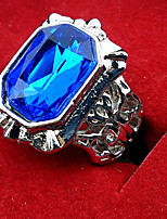 cheap -Jewelry Inspired by Black Butler Ciel Phantomhive Anime Cosplay Accessories Ring Resin Chrome