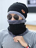 cheap -Cotton Floppy Hat, Casual Winter Fall Black Red Navy Blue Gray Khaki