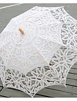 abordables -Déco de Mariage Unique Autres Parapluie / Ombrelle Accessoires Parti Fête / Soirée Vacances Romance Fantastique Mariage Matière