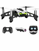 preiswerte -RC Drohne SKMEI Mambo FPV 4 Kanäle 3 Achsen Bluetooth Mit 0.3MP HD-Kamera Ferngesteuerter Quadrocopter Höhe Holding Seitwärtsflug FPV Mit