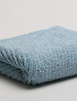 abordables -Style frais Serviette, Couleur Pleine Qualité supérieure 100% Coton 100% coton Serviette