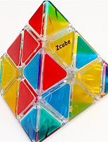 cheap -Rubik's Cube z-cube 3*3*3 Smooth Speed Cube Magic Cube Puzzle Cube Relieves ADD, ADHD, Anxiety, Autism Office Desk Toys Stress and