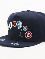 cheap -Cotton Sun Hat, Casual Summer Blue White