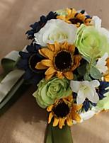 abordables -Fleurs de mariage Déco de Mariage Unique Mariage Fête scolaire Env.25cm 0-10 cm