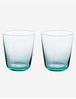 cheap -Organic Glass Glass Party / Evening Drinkware 2