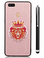 cheap -Case For OPPO Oppo R9s Oppo R11s Pattern Back Cover Full Body Cases Animal Soft TPU for OPPO R11s Plus OPPO R11s OPPO R11 Plus OPPO R11