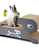 cheap -Cat Toy Pet Toys Catnip Paper Craft Scratch Art Luxury Pet Friendly Multi Color Scratch Pad Paraben Free Art Paper High Quality Paper