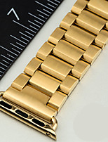 Недорогие -Ремешок для часов для Apple Watch Series 3 / 2 / 1 Apple Современная застежка Стали Повязка на запястье