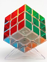 cheap -Rubik's Cube Mirror Cube 3*3*3 Smooth Speed Cube Magic Cube Puzzle Cube Office Desk Toys Stress and Anxiety Relief Square Gift