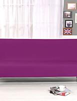 baratos -Moderna Estilo Moderno 100% Jacquard Poliéster Cobertura de Cadeira de Casal, Simples Sólido Estampa Pigmentada Capas de Sofa