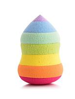 cheap -1 pcs Powder Puff Sponge Gourd shape Engagement Party Foundation Concealer Dressing up