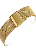economico -Cinturino per orologio  per Apple Watch Series 3 / 2 / 1 Apple Chiusura moderna Acciaio Custodia con cinturino a strappo