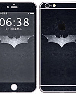 preiswerte -1 Stück Haut-Aufkleber für Kratzfest Cartoon Design Muster PVC iPhone 6s Plus/6 Plus