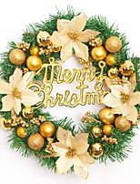 Недорогие -Рождество / Свадьба Пластик Свадебные украшения Праздник Все сезоны