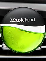 Недорогие -автомобильная воздухозаборная решетка духи пластиковое стекло автомобильный очиститель воздуха