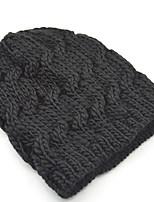 cheap -Acrylic Floppy Hat, Casual Winter Fall Navy Blue Purple Fuchsia Khaki Light gray