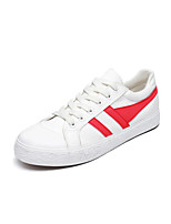 cheap -Men's Shoes Fabric Spring Fall Light Soles Sneakers for Casual Silver Pink/White Black/White