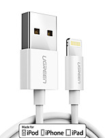 cheap -Lightning USB Cable Adapter Quick Charge Cable For iPhone 100 cm TPE