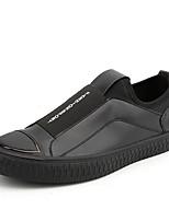 economico -Per uomo Scarpe PU (Poliuretano) Primavera Autunno Comoda Sneakers per Casual Oro Nero Rosso